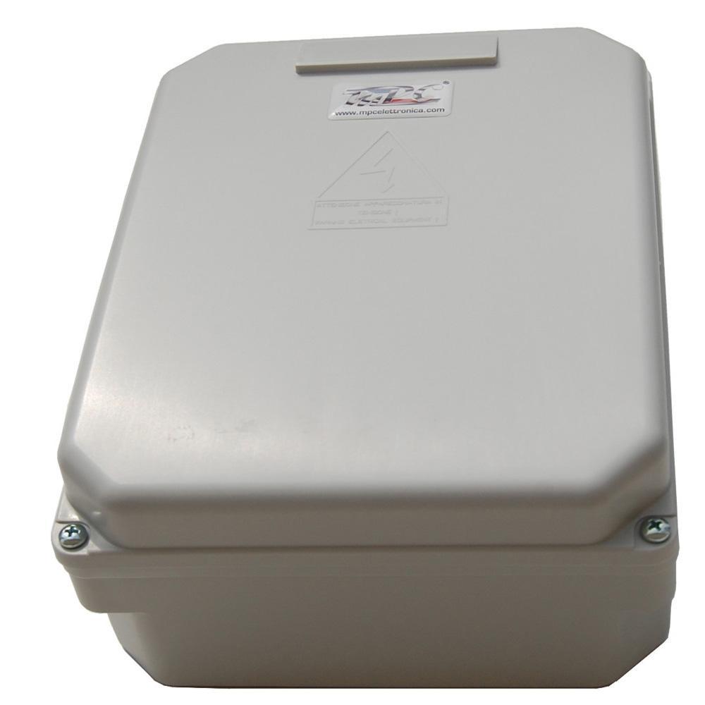 ELECTRONIC CONTROL PANEL BOX